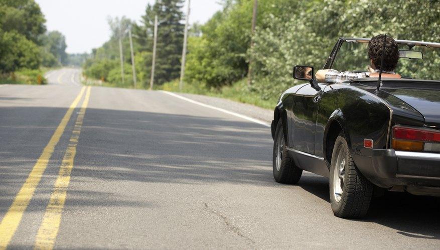 Mantén tu auto negro como nuevo.