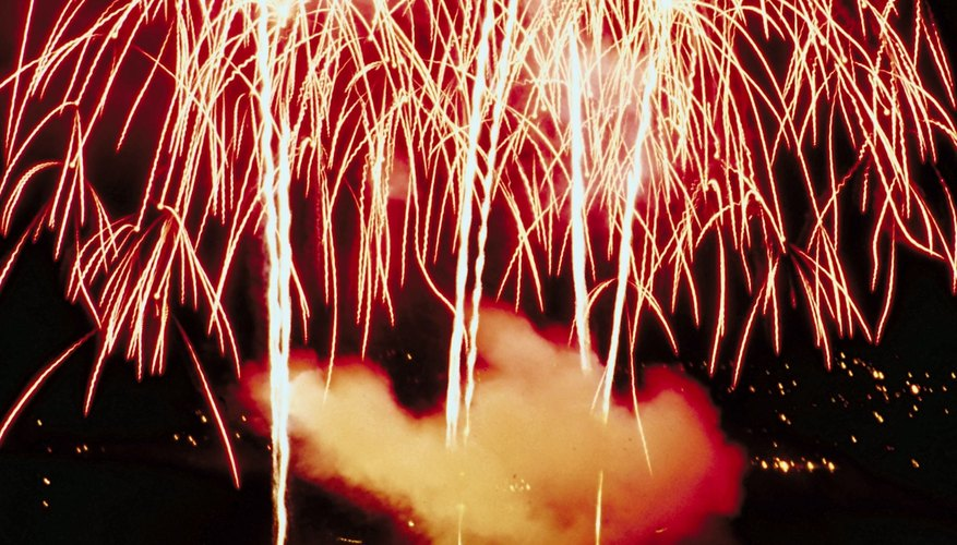 A romantic date can include a midsummer fireworks show in English Bay.