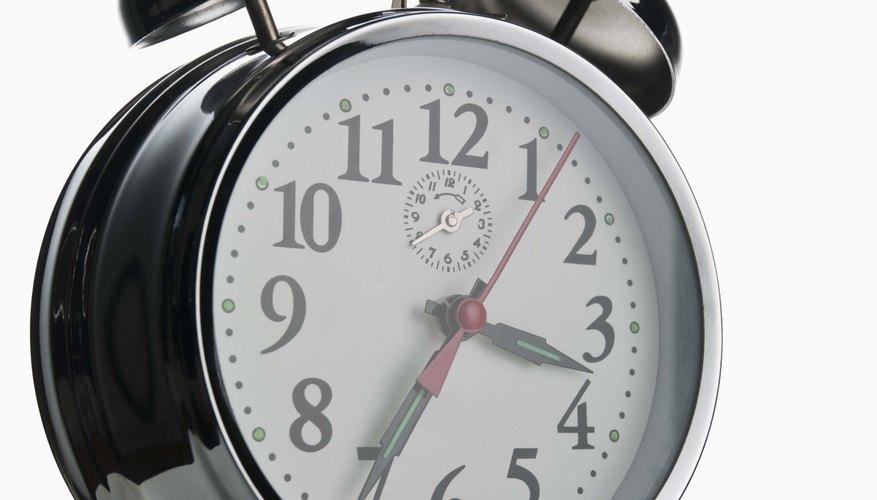 Cómo Leer Un Reloj Con Tres Manecillas Geniolandia