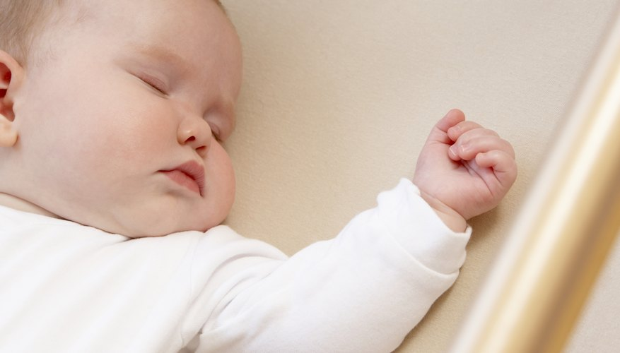 Bassinet safety guidelines will advise you of age and weight for use.