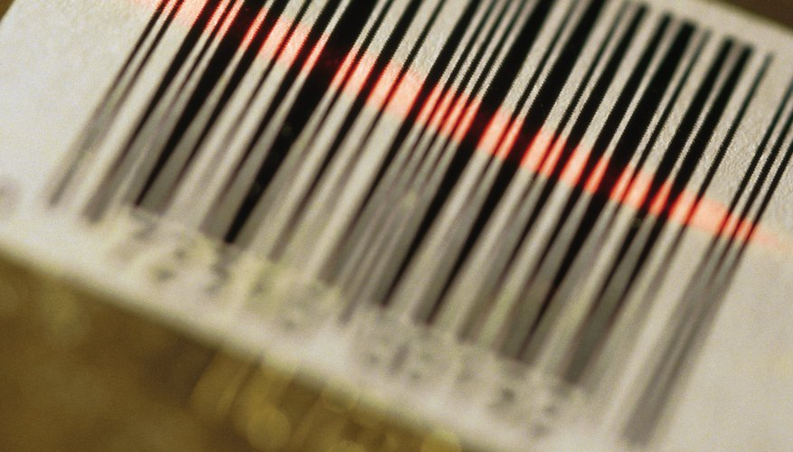 A UPC barcode can be found on all trade items in the U.S.