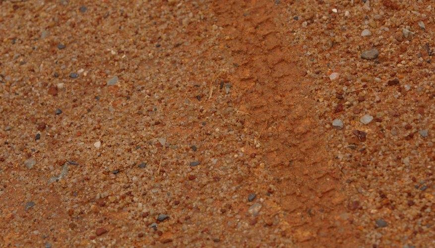 Los diferentes tipos de suelos tienen diferentes niveles de pH. La