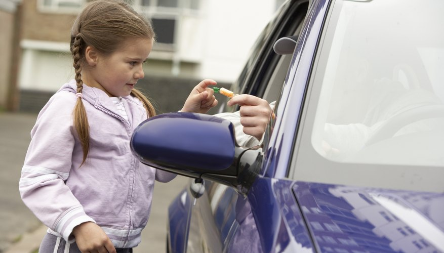 Role-playing scenarios with your child helps teach them safety awareness.