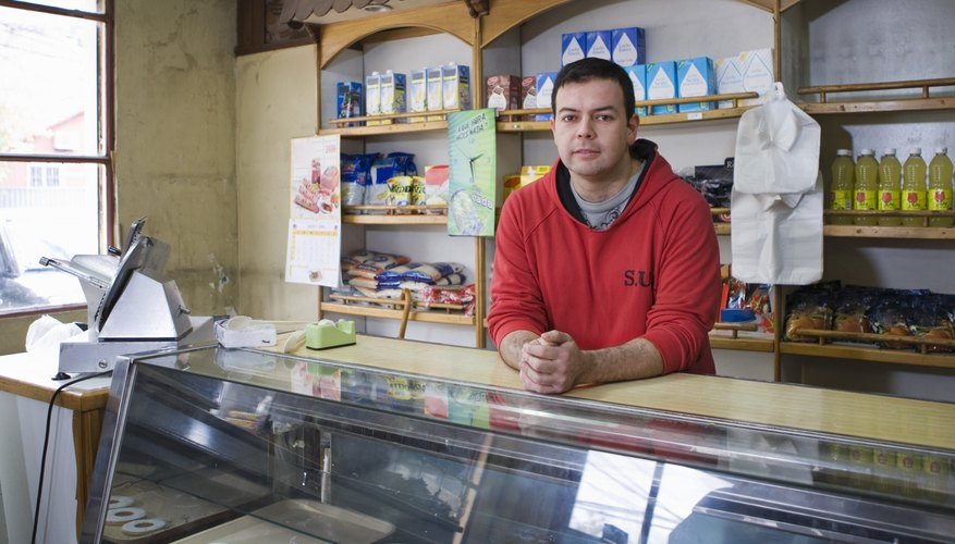 Small business owner in Santiago, Chile