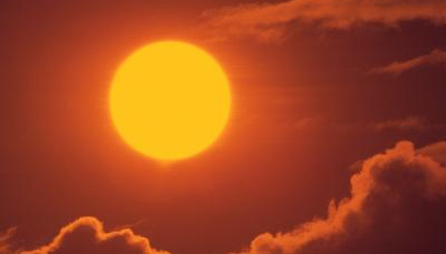 The sun is the main source of energy for the Earth.