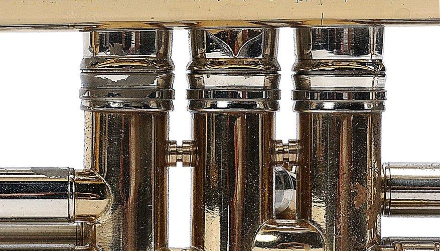 Para un correcto funcionamiento, las teclas de una trompeta requieren un mantenimiento periódico.