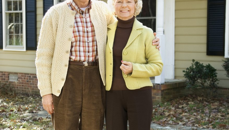 New Jersey senior citizens can get home-improvement grants from federal, state and local sources.