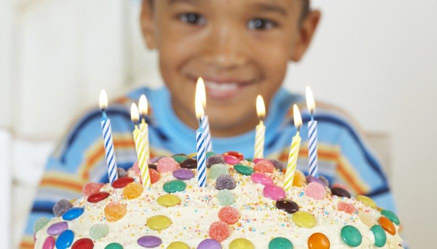 Planificar la fiesta de cumpleaños de tu hijo no tiene por qué ser estresante.