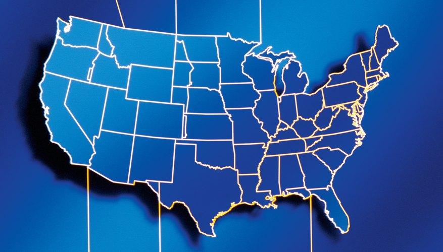 ¿Cuáles son los 13 estados originales de los Estados Unidos?