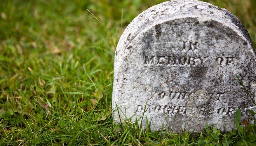 How to Establish a Private Family Farm Cemetery