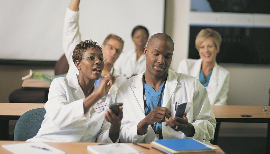 Las mejores escuelas de medicina en el Reino Unido.
