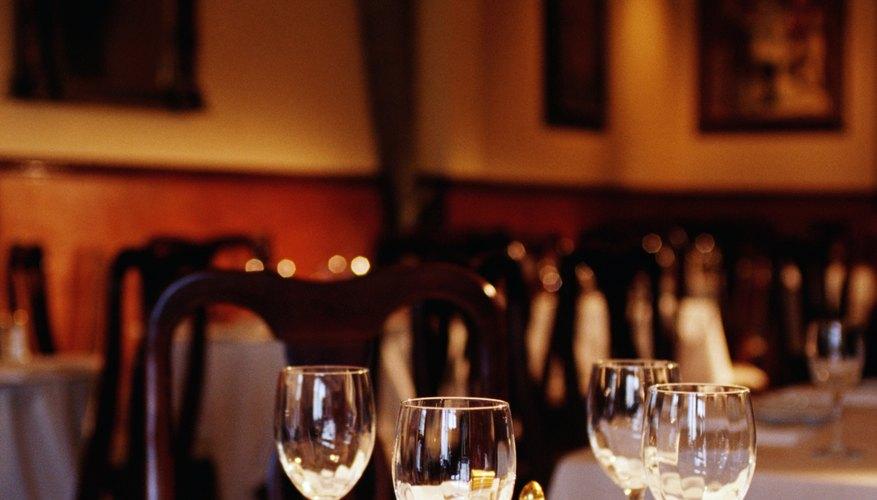 Dependiendo del tipo de restaurante, los márgenes de ganancia van a variar mucho.