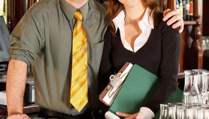 Un gerente de restaurante puede ganar US$17.000 por año más que un supervisor.