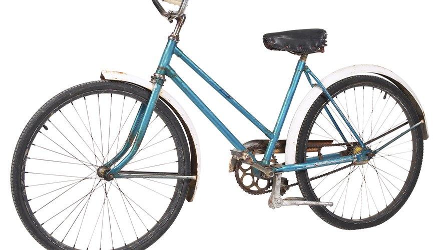 Some Goodwill centers accept a variety of vehicles, including bicycles.