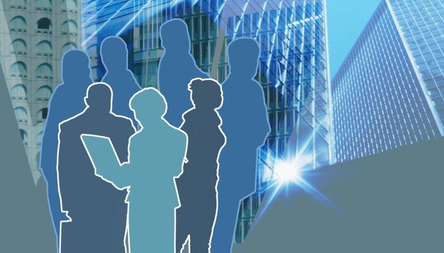 Una extensa red de profesionales te puede ayudar en la búsqueda de empleo.