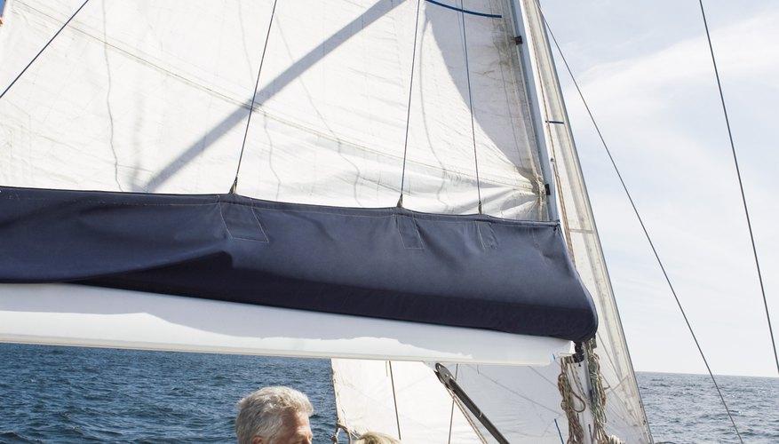 Cómo comprobar la alineación del eje en un barco.