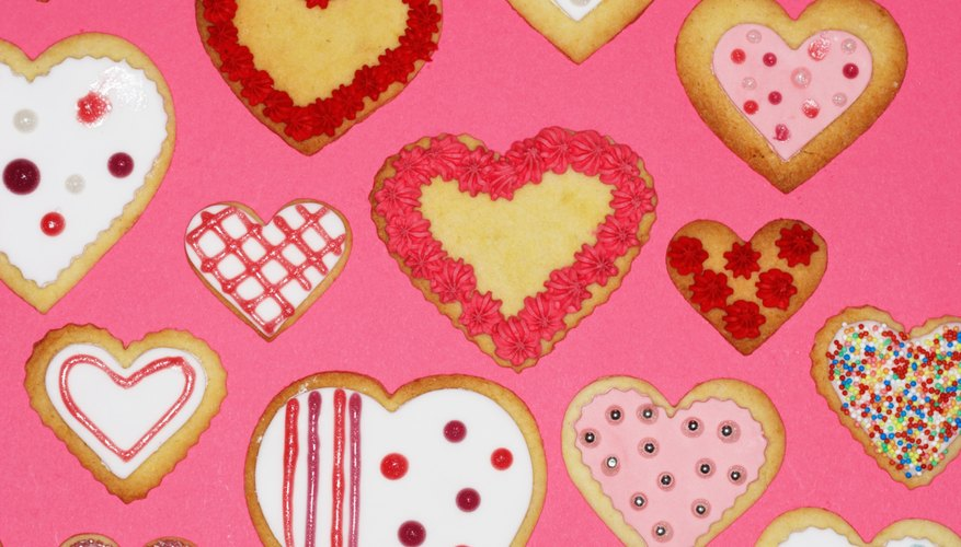 "Whether homemade or ordered through a bakery, cookies are ""sweets for the sweet."""