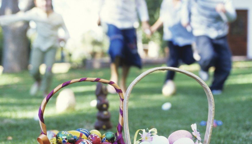 Several cultures influenced modern Easter traditions.