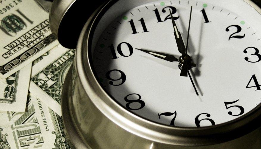 Tiempo para comprar una casa.