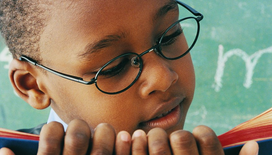 Some kids with bifocals must tilt their heads or adjust their posture.