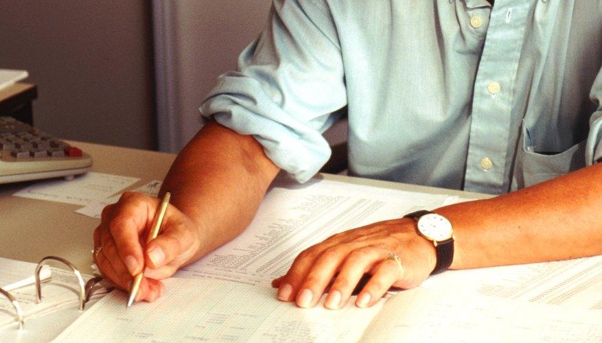 Terminología de la contabilidad básica.