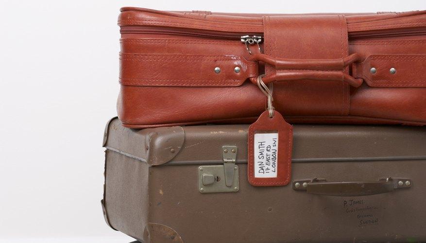 Existen maletas de diferentes tamaños que pueden adecuarse a tu viaje.