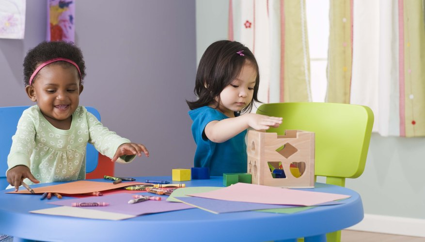 Toddler activities can help your child flourish into a social butterfly.