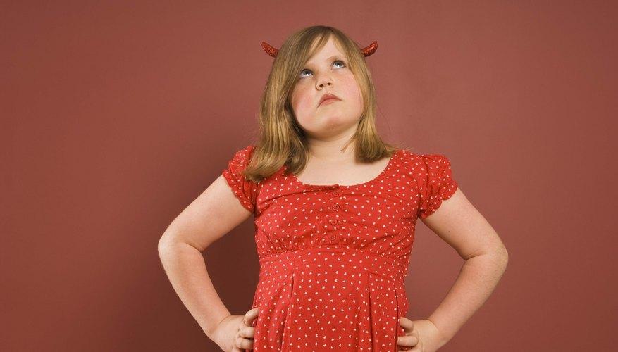 Los padres autoritarios crean problemas de comportamiento.