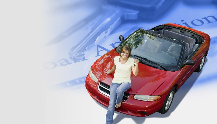 Can You Finance A Car Without A License >> What Documents Do I Need To Get A Car Loan Pocket Sense