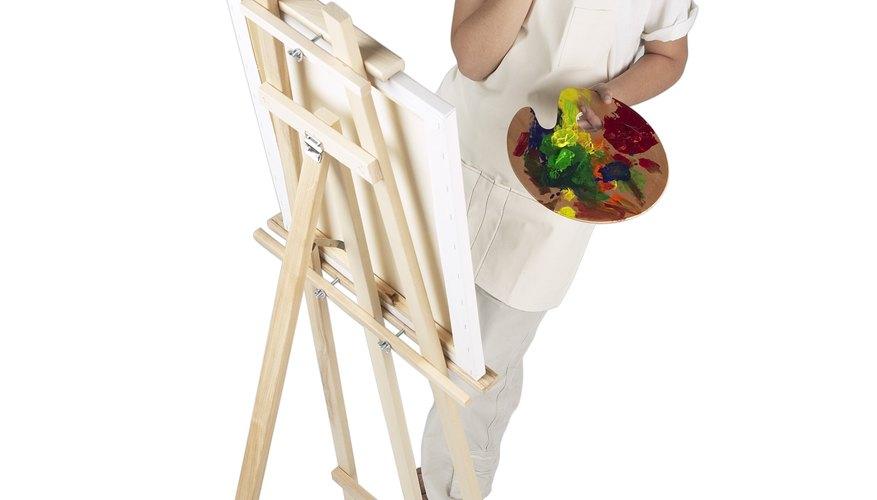 Enmarca y protege tus obras plásticas.