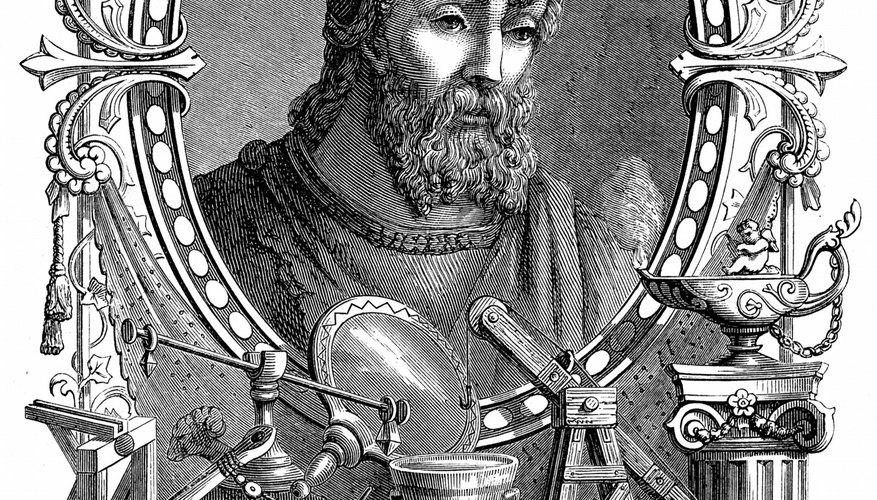 The Greek mathematician and physicist Archimedes claimed that given a firm place to stand, he could move Earth.