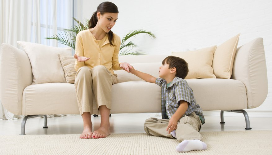 Good stepmoms are excellent listeners.