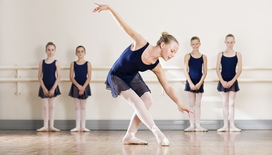 A strong foundation in ballet dancing can help you land dancing work on Broadway.