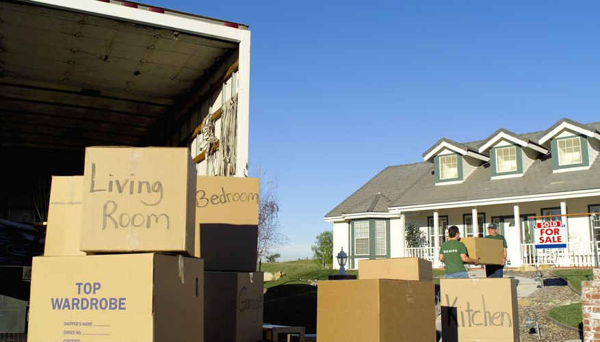 Moving out doesn't automatically release you from your lease.