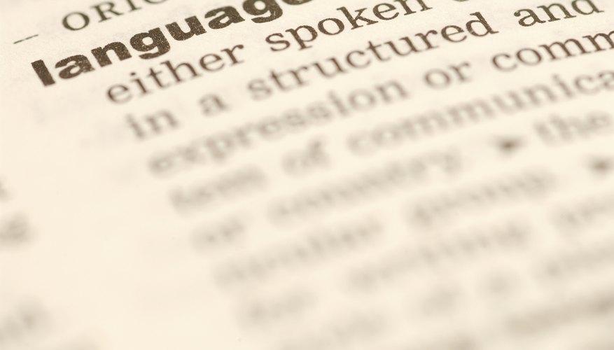 Es probable que la mayoría de los hogares ya no tengan diccionarios y tesauros.