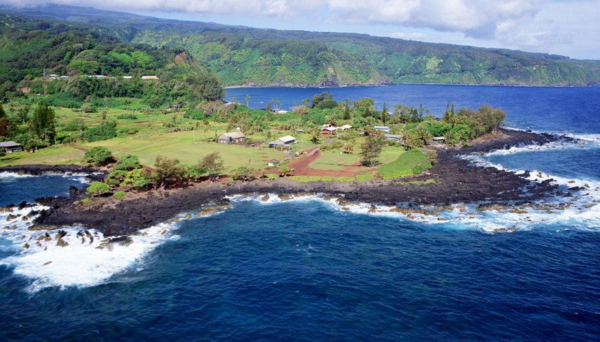 Most of Hawaii is desireable real estate, keeping the market strong.