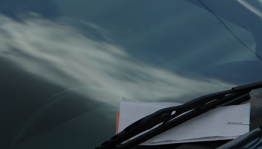 You can make the glass of your windshield, windows or cellphone display glare-resistant.