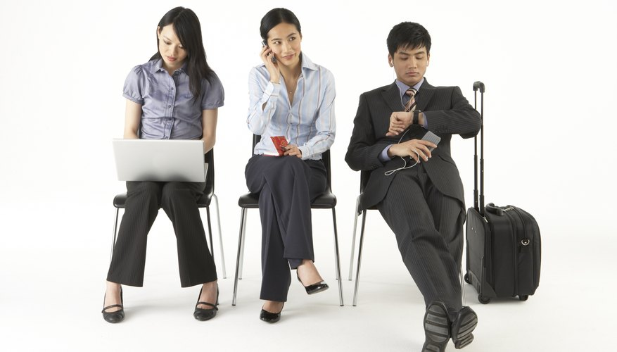 Punctuality is good practice, and may even land your teen at the front of the line for an interview.