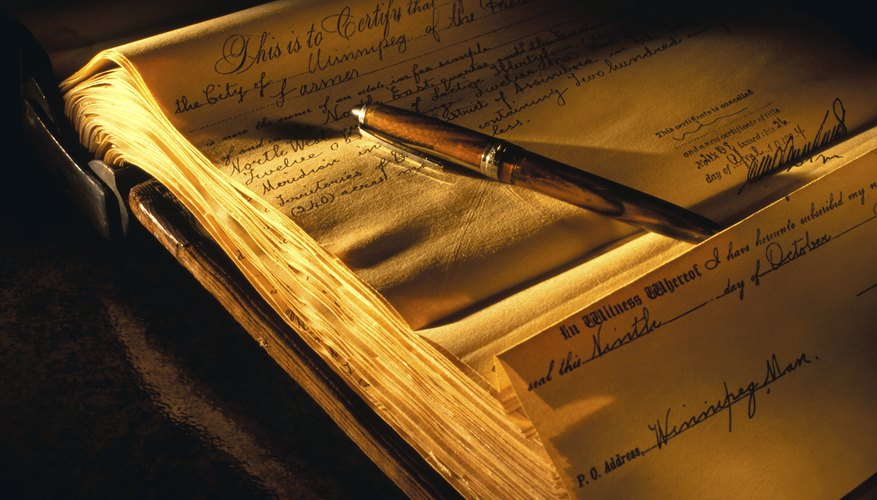 Quitclaim deeds can solve old title problems.