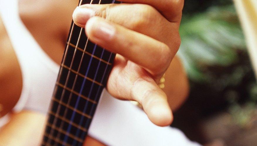 Las guitarras Taylor tienen una gran popularidad.
