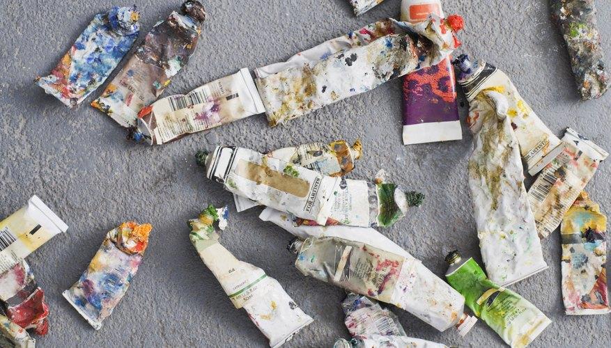 El color ciruela viejo está compuesto por varios tintes.