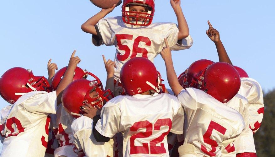 Los niños en Spokane con un interés en el béisbol también pueden participar en los equipos de la región.