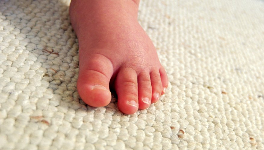 Stretching and strengthening exercises can help make it easier for your  toddler to walk with flat