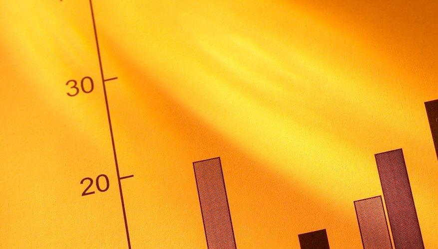 En una escala lineal, cada incremento tiene el mismo tamaño.