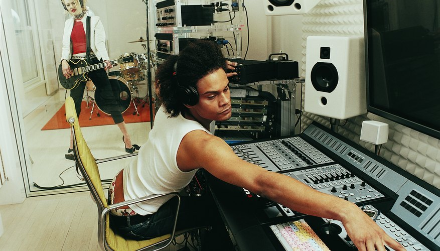 How Much Money Can I Make As A Record Producer? | Bizfluent