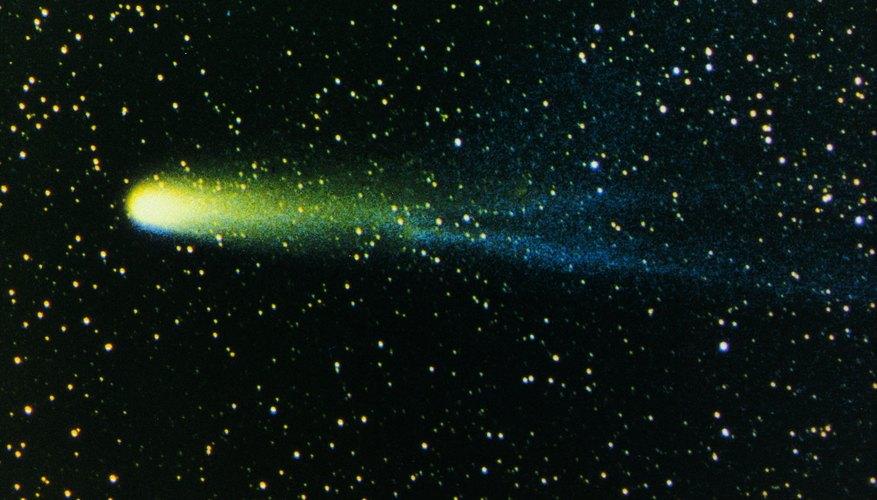 El cometa Halley fue visto por primera vez en 1066 en la batalla de Hastings.