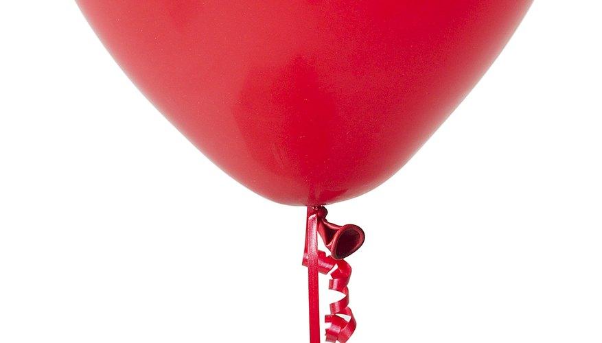 Infla un globo