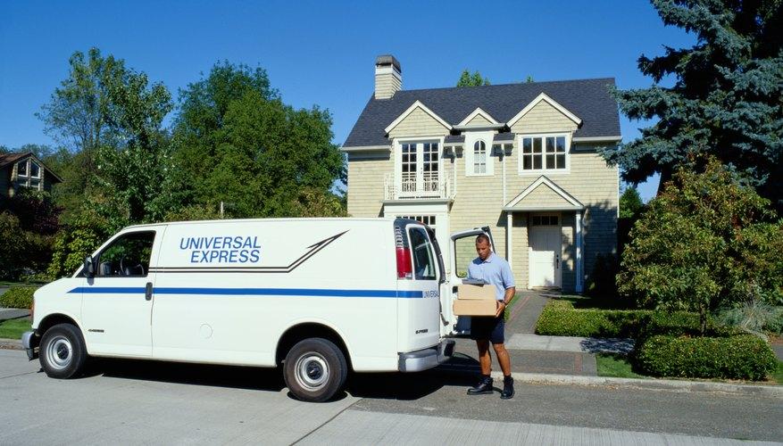 Si tienes una camioneta rentable y habilidades como conductor, un servicio de entrega liviana podrá ser perfecta para ti para pequeños negocios.