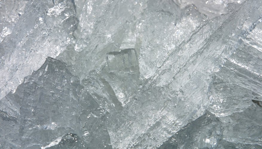 Keep cool with an ice exploration.