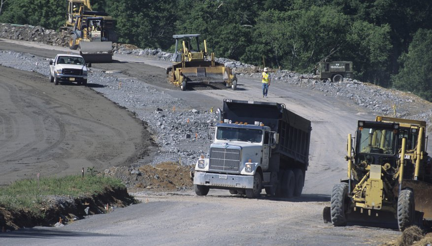 Road improvements and maintenance are typically taxpayer funded.